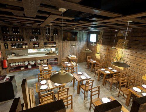 Restaurante en Palas de Rey Lugo