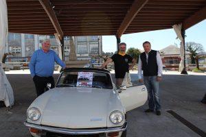 Presentación VI Edición del Rally de Coches Clásicos Lugo-Centollo