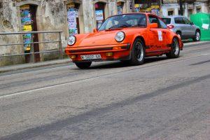 VI Edición del Rally de Coches Clásicos Lugo-Centollo