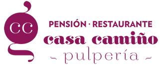 Pensión Casa Camiño Logo