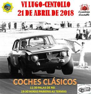 VI Edición Rally Coches Clásicos Lugo-Centollo