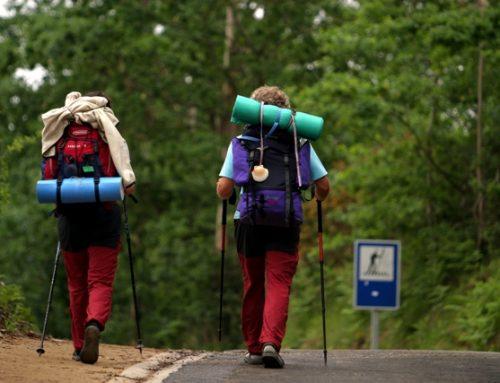 """Crean un servicio """"on-line"""" para el transporte de mochilas durante el Camino de Santiago"""